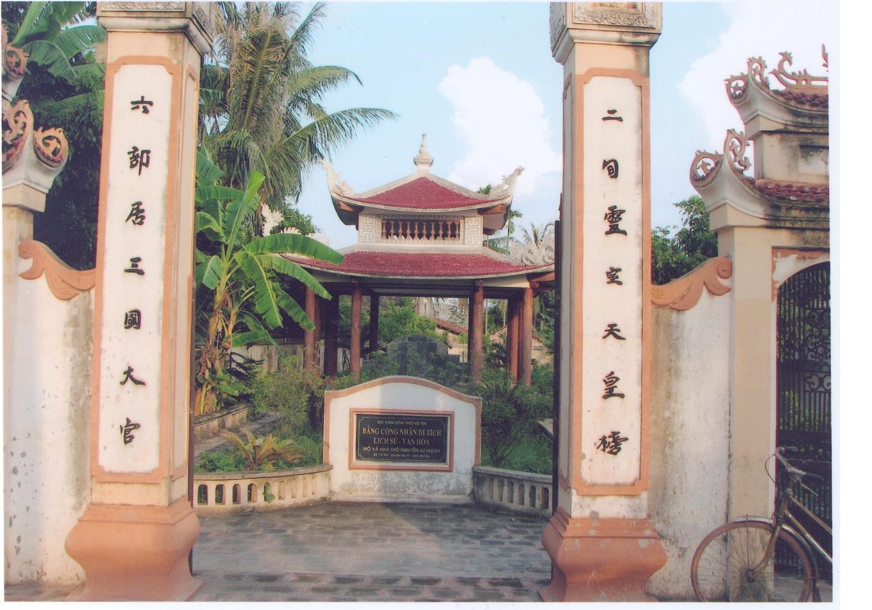 Ảnh nơi yên nghỉ thành viên Nguyễn Sư Mạnh